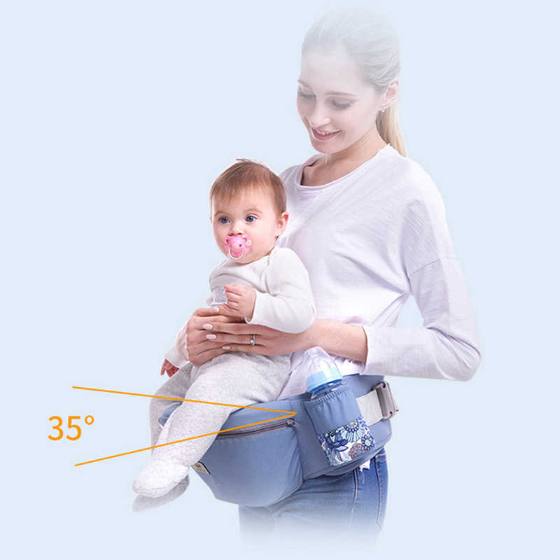 0-48M ergonomiczne nosidełko dla dzieci niemowlę dziecko Hipseat Carrier przodem do świata ergonomiczny kangur otulaczek do noszenia dziecka