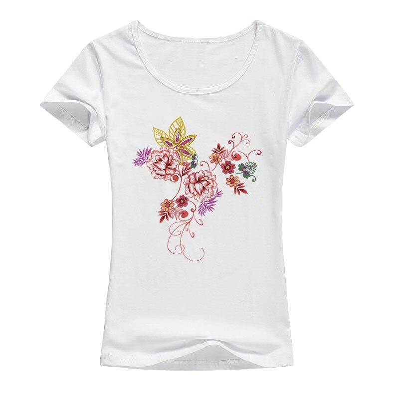 2021 vintage flores camisetas femininas engraçado t camisa impressa kawaii algodão harajuku camisa femme feminino a110
