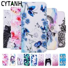 Flip Wallet Case for iPhone XS Max XR Book Style Phone Case for iPhone 5s SE 6 6s 7 8 X Plus Cover 3D Vision Leather Cases Coque(China)