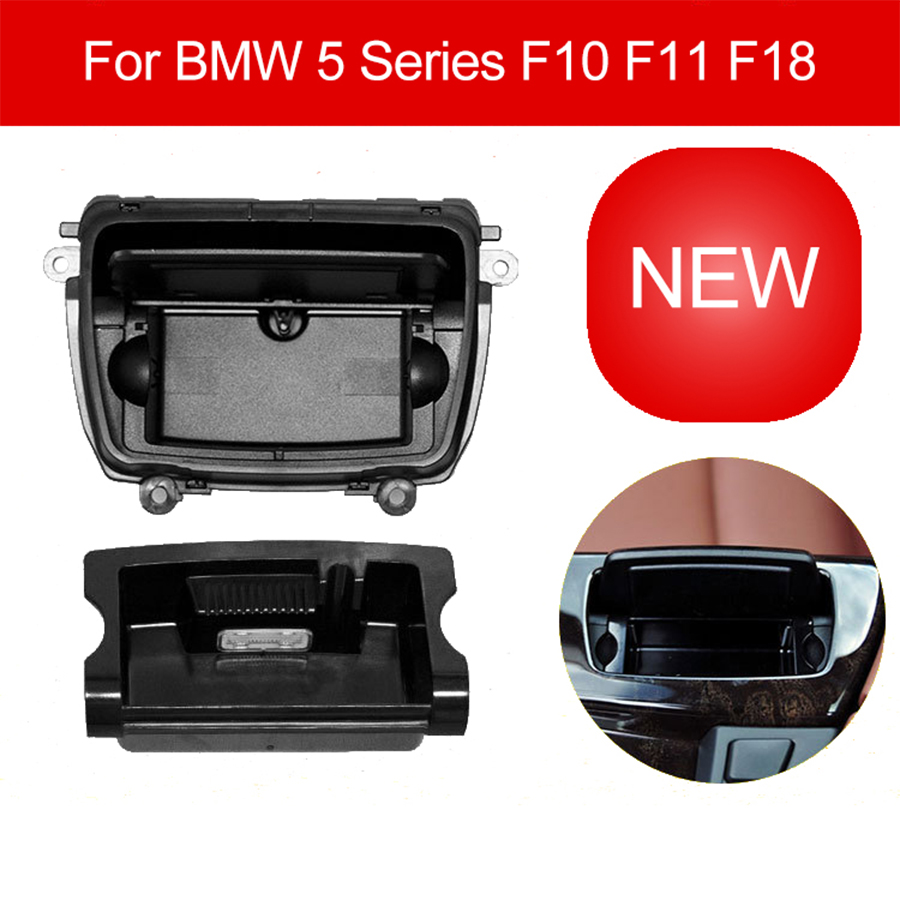 Replace Black Plastic Center Console Ashtray Assembly Box Fit For BMW 5 Series F10 F11 F18 51169206347