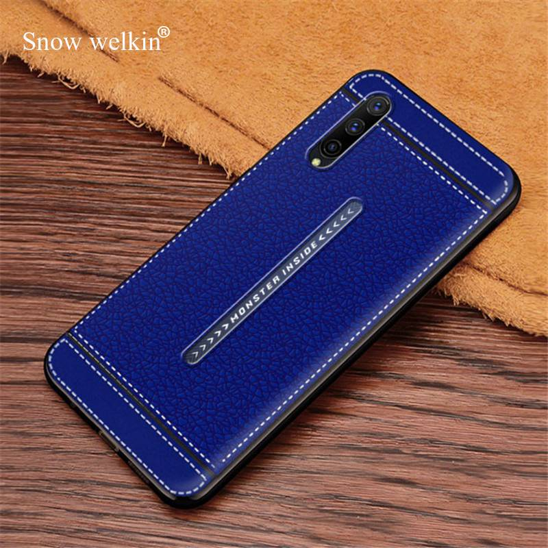 For Vivo Iqoo Neo Luxury Leather Texture Soft TPU Silicone Case Back Cover For Vivo Iqoo Pro 5G Phone Cases Coque
