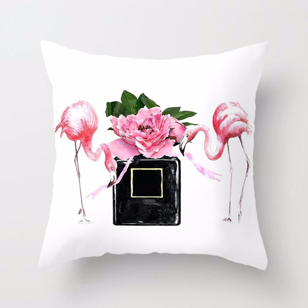 New-Printed-Flower-Pillow-Case-Cover-Square-45cm-45cm-Polyester-Pillowcase-Seat-Cushion-Case-Cover-Home(3)