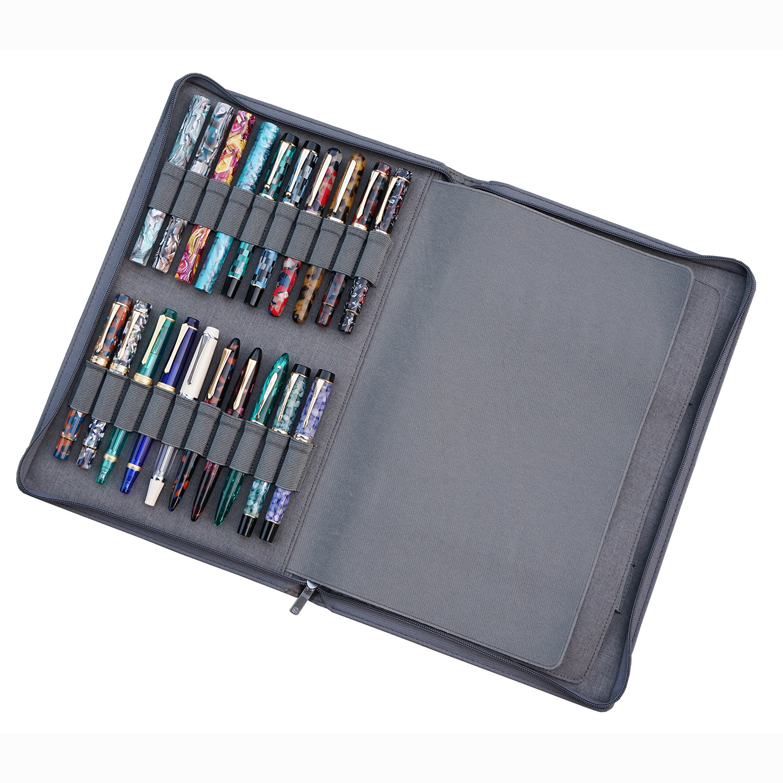 KACO Fountain Pen Bag Case Standards Pouch for PENBBS MOONMAN DELIKE HERO Pen