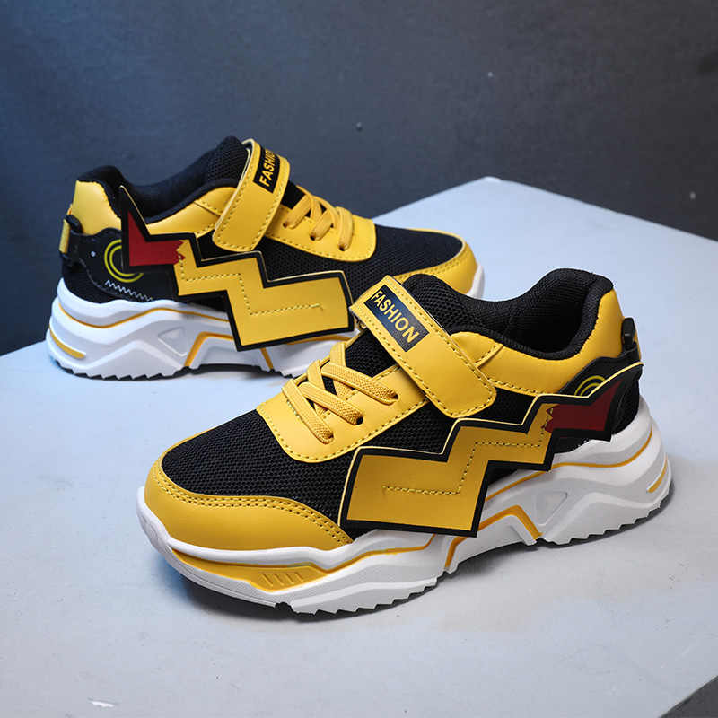 Cute Cartoon Girls Kids Childrens Boys Casual Sports Running Trainers Shoes Size