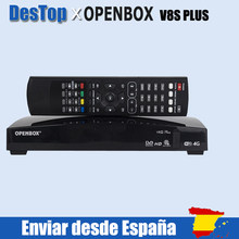Original V8Se Openbox V8S PLUS Digital Satellite Receiver AV HD Ausgang Mit USB Wifi WEB TV Biss Schlüssel 2xUSB CCCAMD NEWCAMD