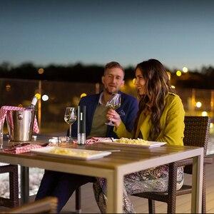Image 5 - Nouvel ouvre bouteille automatique pour coupe papier de vin rouge ouvre bouteilles de vin rouge électrique ouvre bocal accessoires de cuisine ouvre bouteille électrique avec coupe capsule pour bouteille de vin