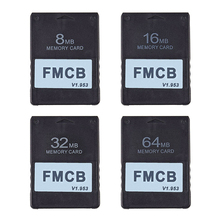 ALLOYSEED For Sony PS2 Gaming McBoot Card MC Boot Card v1.953 for Sony PS2 Playstation 2 8MB/16MB/32MB/64MB Memory Card