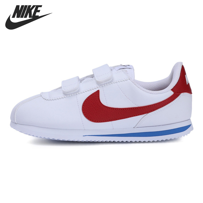 Original New Arrival NIKE CORTEZ BASIC SL (PSV) Kids shoes Children Sneakers