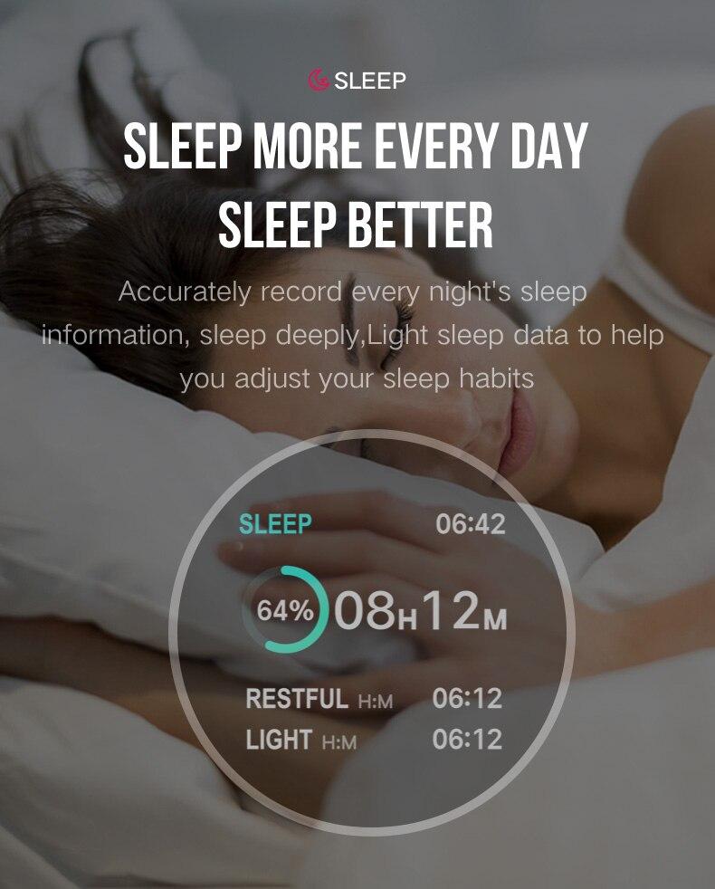 LEMFO VIP Smart Watch Men Women Heart Rate Tracker Blood Pressure Smart Bracelet Waterproof Smartwatch For Android Apple Watch