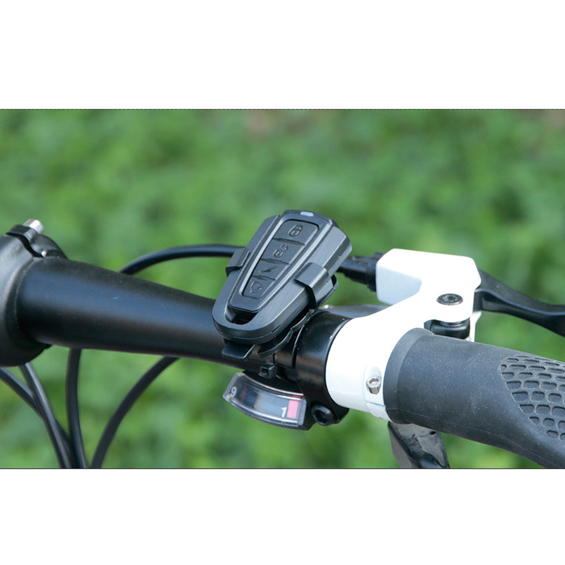 Taillight-Horn Alarm Parking Bicycle-Alarm-Light Bike Cycling Anti-Theft-Safety Waterproof title=