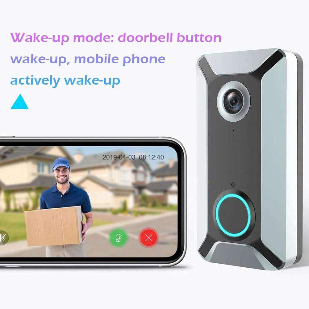 ïUltimate SaleBell-Camera Doorbell Apartments WIFI IP Smart Wireless V6 for Alarmî