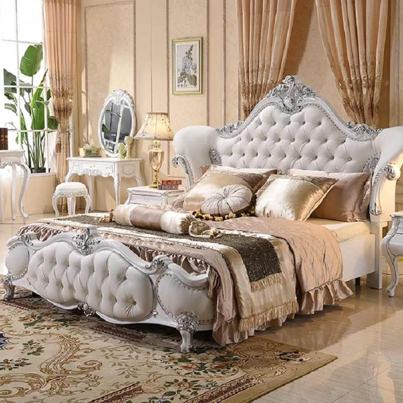 Silver Clic New Design Bedroom