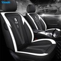Ynooh Car seat covers For for kia rio 3 morning stinger niro cerato 3 carnival mohave sportage 4 optima 2017 car protector