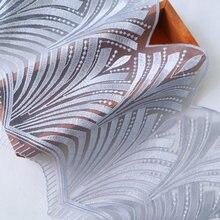 2Yards 22CM Wide High Quality Silver/Grey Embroidered Mesh Lace Trim Handmade Curtain Sofa Cheongsam Dress Sewing Fabric YLHB145