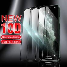 Glas Voor Iphone 11pro Screen Protectors Full Cover Gehard Glas Op Voor Iphone 12 11 Pro Max 12Mini X xr Xs Se 20 6 S 7 8 Plus