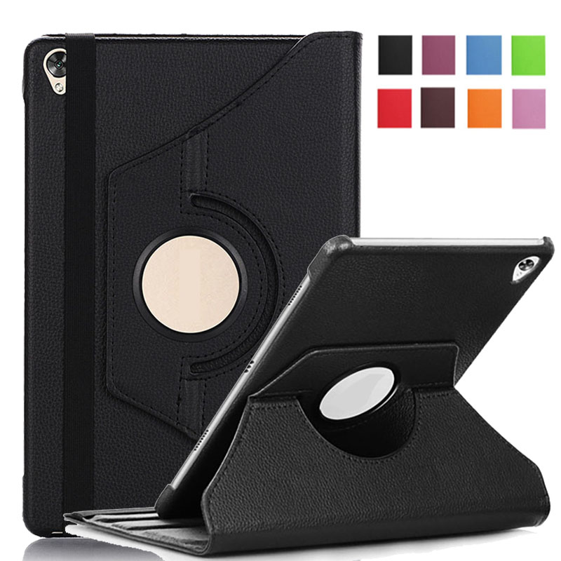 Pro 360 Rotating Smart Case Cover Shell for Huawei MediaPad M5 8.4//10.8 T3 T5 10