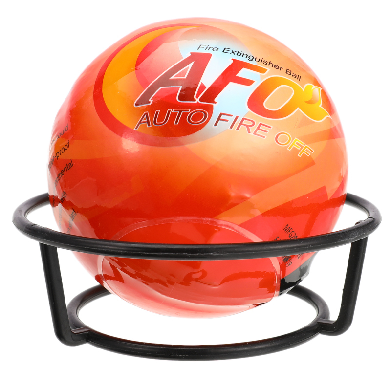 AFO Automatic Fire Extinguisher Ball Anti-Fire Ball Easy Throw Stop Fire Loss Tool Safety 0.77KG/1.7KG Auto Self Activation
