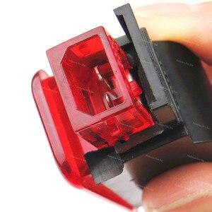 Image 4 - Kırmızı/beyaz kapı paneli uyarı işığı lambası 8KD947411 6Y0947411 Audi A3 A4 B8 A5 A6 A7 A8 Q3 q5 TT RS 8KD 947 415 8KD947415C