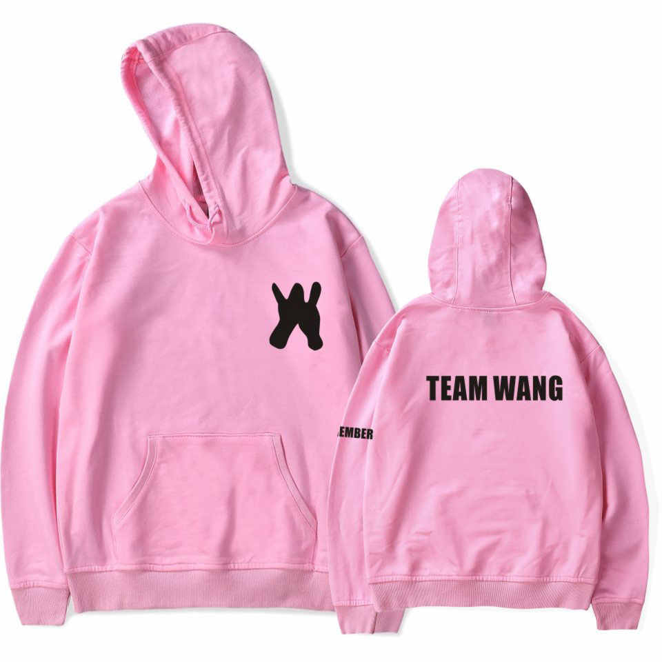 Nowa moda Got7 bluzy z kapturem mężczyzn/kobiety sweter koreański K-pop fanów wspomagające chłopcy/dziewczyny Moletom Got7 zespół wang bluza