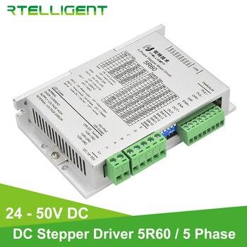 Rtelligent Nema 23 5 Phase 0.72 degree Stepper Motor Driver AC/DC Controller for Nema17 - sale item Electrical Equipment & Supplies