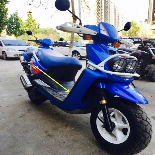 Para yamaha bws100 4vp motocicleta scooter tampa da bateria