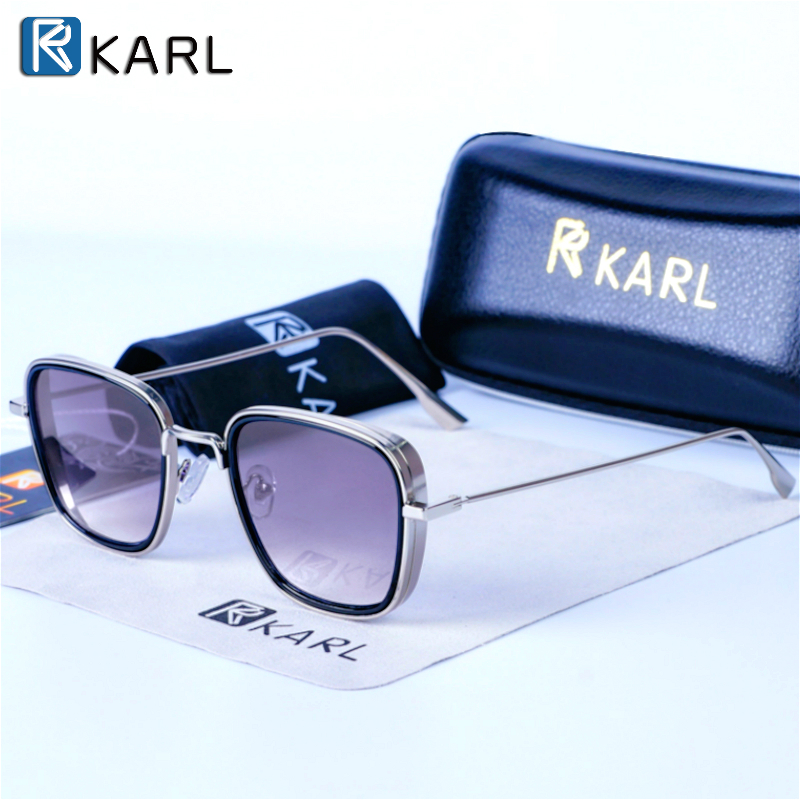 2020 New Men Sunglasses Square Frame Sunglass Women Luxury Driving Eyewaer Shades Lady Brand Designer Black Sun Glasses UV400