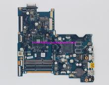 Genuine 815249 601 815249 501 815249 001 ABQ52 LA C811P PenN3700 Laptop Motherboard for HP Notebook 15 15 AC 17Z G100 Series PC