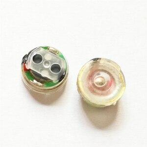 Image 2 - 8mm kulaklık hoparlör ünitesi kompozit titanyum Film 32 Ohm DIY kulaklık hoparlör IE800