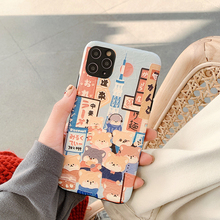 Phone cases For iPhone 11Pro Max Cute Ja