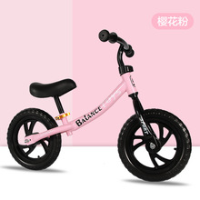 12-inch Children's Balance Bike Without Pedals 3-6 Years Old Baby Children's Slide Bicycle Balance Bike Yo Walker infant shining two wheels balance bike 4 6 years old children walker 12 inch riding bicycle height adjustable kids scooter