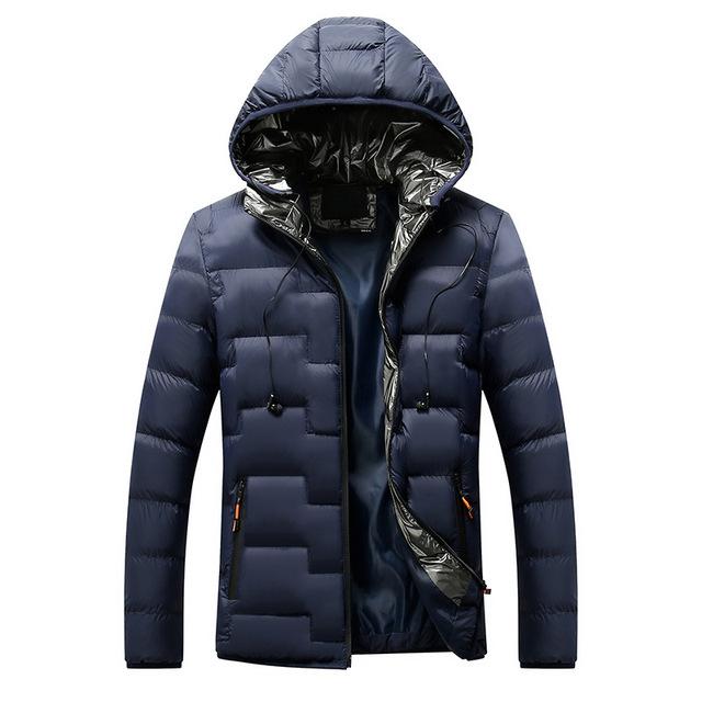 Vintermand Mode Casual