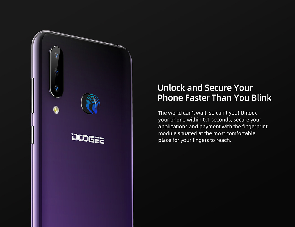 DOOGEE N20 Mobilephone (4)