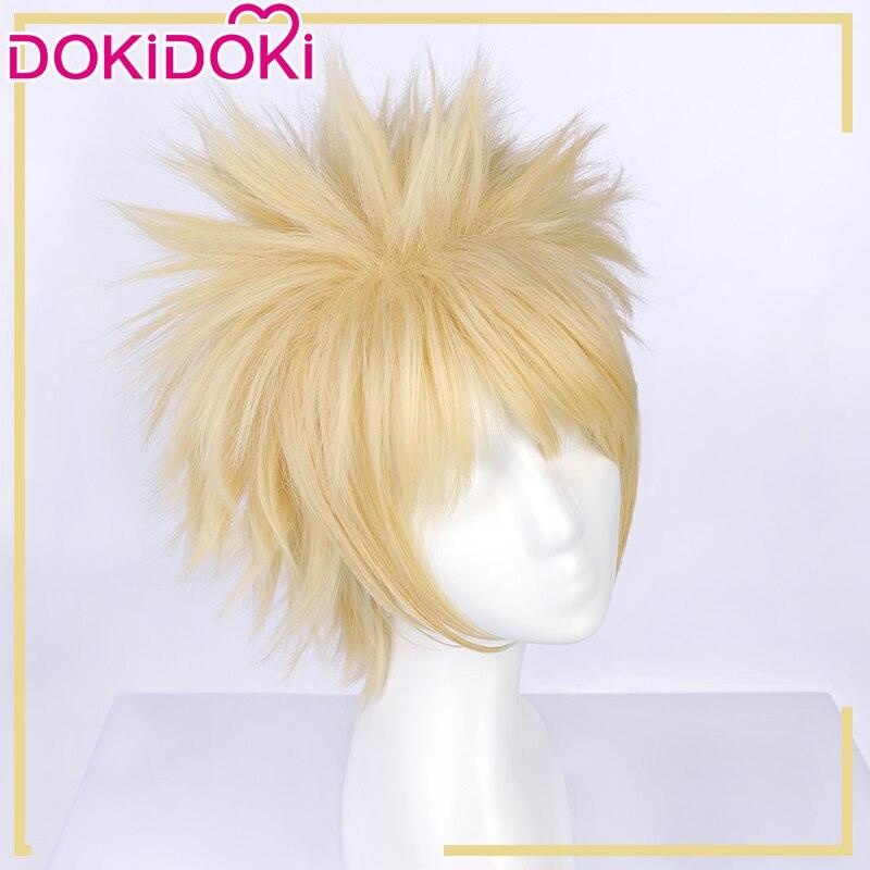 My Boku no Hero Academia Bakugou Katsuki Cosplay Wig Need styled by yourself