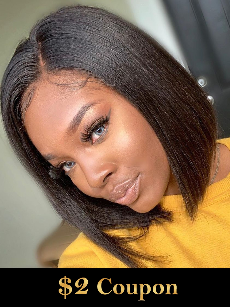 4x4 Closure Wig Short Bob Lace Front Human Hair Wigs For Black Women Straight Wave Brazilian Deep Frontal Afro Long Wig Full Hd