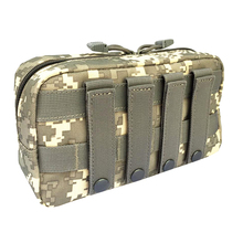 Tactical Molle Utility Pouch Phone Gadget Gear Tool First Aid Backpack Bag for Vest or Belt