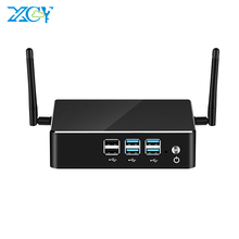 8th Intel Core Mini PC i3 8130U i5 8250U i7 8550U Windows 10 DDR4 Gigabit Ethernet 300 M WiFi 8 cable VGA HDMI 4 K HTPC NUC