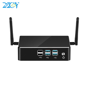 Image 1 - Mini PC Intel Core i7 8550U 8GB/16GB DDR4 512GB SSD Windows 10 Gigabit Ethernet 2.4/5.0G WiFi Bluetooth 8xUSB HDMI VGA 4K HTPC