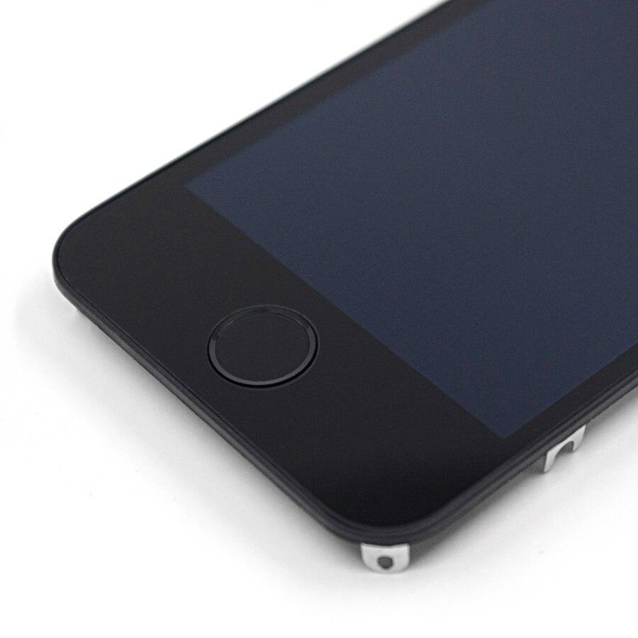 מסכי LCD HORUG 100% מסך LCD AAAA המקורי עבור מסכי מגע Digitizer תצוגת LCD iPhone 4S 4 מסך LCDS החלפת iPhone 4 4S (5)
