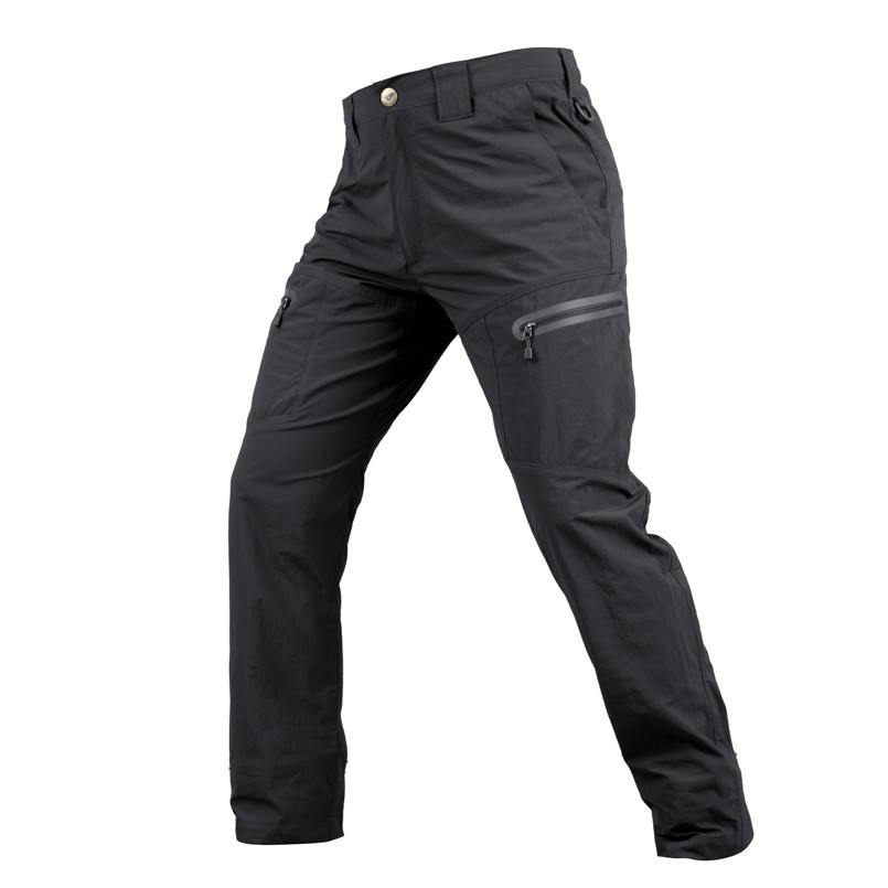 Quick Dry Tactical Cargo Pants Men Miliatry Hiking Camping Waterproof Pants Man Army Combat  Pant Big Pockets Sports Trousers