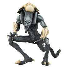 17cm NECA Game Alien PVC action figure toys Predator Klauw/Experiment/Head iron Alien figuur collectible model speelgoed kid gift(China)