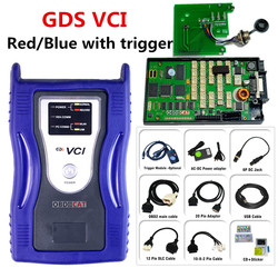 GDS VCI Auto Diagnose Werkzeug forKI-EINE hyu-ndai scanner OBD2 Diagnose Programmierung Interface Firmware