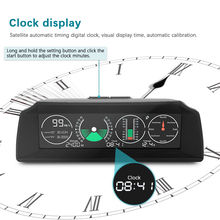 GPS GO-2 auto intelligente escort auto accessoires hud head up display Vermoeidheid rijden alarm en Dan snelheid alarm head-up display