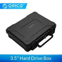 ORICO HDD Protection Box ABS HDD Storage Case Waterproof Shockproof Cas