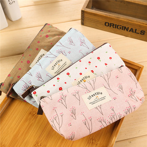 Beautician Vanity Necessaire Beauty Women Travel Toiletry Kit Make Up Makeup Case Cosmetic Bag Organizer Pouch Pencil Purse Bag(China)