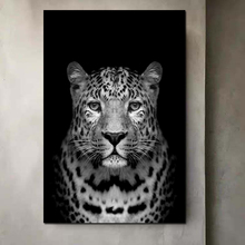 Leopard Art Canvas Poster Nordic Decorative Picture Painting Modern Wall Art Canvas Painting Home Decor Animal Art Prints hot sale green leaf canvas poster nordic decorative pictures painting modern wall art canvas painting home decoration art prints
