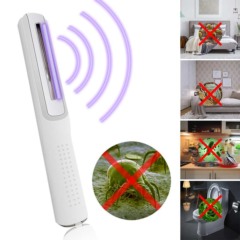 Hotel House Wc Travel Ultraviolet Disinfection Lamp Machine For
