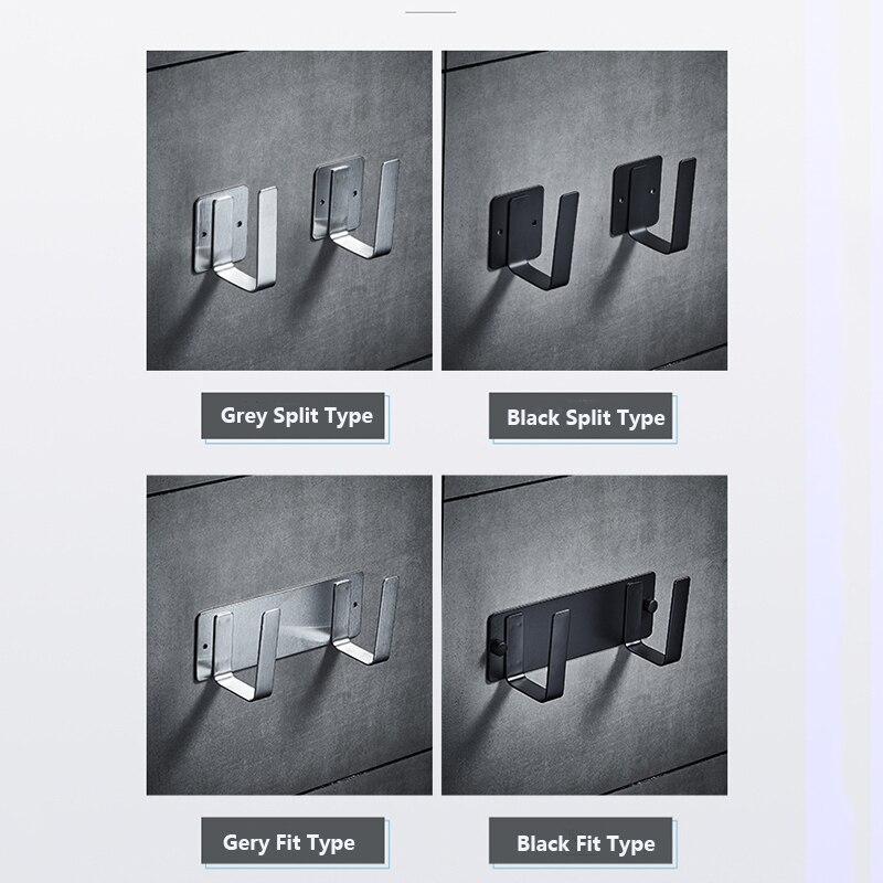 Купить с кэшбэком 2PCS Kitchen Bathroom Storage Rack Stainless Steel Pot Lid Hook  Chopping Cutting Board Wall Mounted Hooks Holder