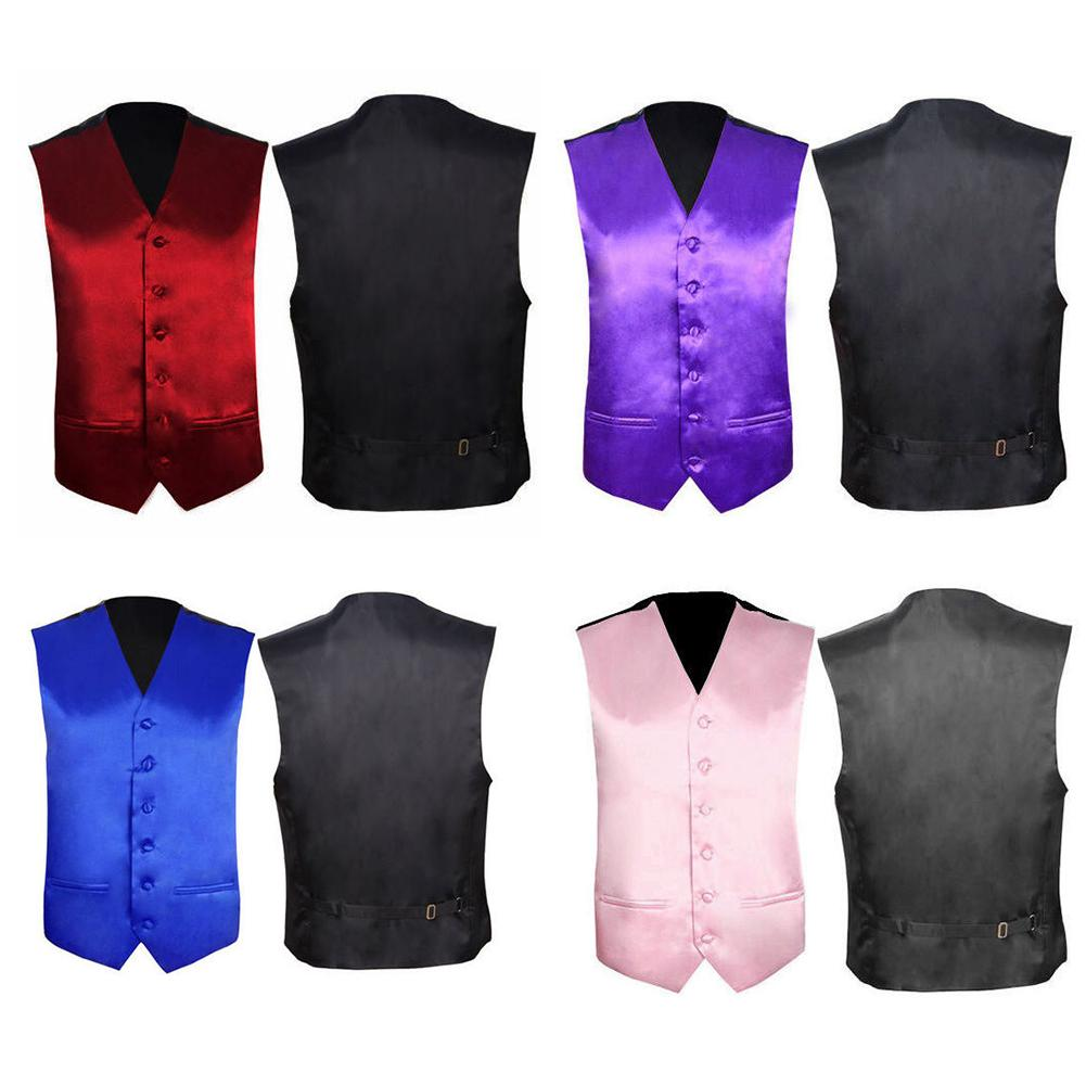 Waistcoat For Men Wedding Vest Men 2020 New Mens Vests Gentleman Social Mens Vest Party Gilet Square
