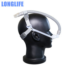 Longlife WNP Nasal Pillows Mask For All Brands CPAP Auto CPAP BPAP Ventilator Sleep CPAP Nasal Pillow Systems Anti Snoring Apnea