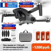 Dron SG108 4K GPS con cámara EIS cardán sin escobillas FPV, cuadricóptero 5G Wifi 1km 25 minutos helicóptero teledirigido, cámara Dual